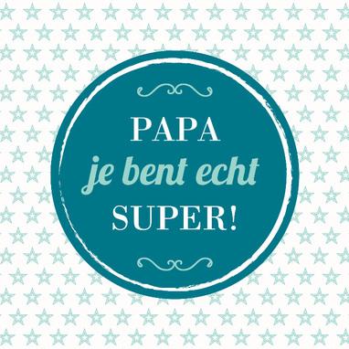 Vaderdag teksten voor op een kaartje