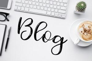Blog met tips over teksten