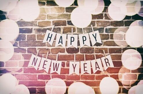 Leuke nieuwjaarstekst