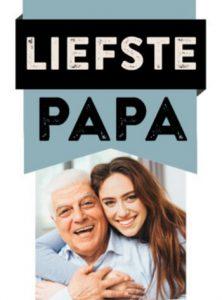 Liefde papa kaart