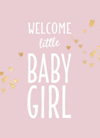 Felicitatie baby