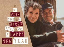 Kerst en nieuwjaar tekst